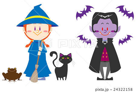 魔女とヴァンパイアのイメージ 24322158
