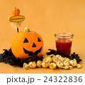 ハロウィン カボチャ お菓子 ハロウィーンイメージ イベント 24322836