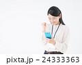 ビジネスウーマン(スマートフォン) 24333363