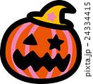 ハロウィン ジャック・オー・ランタン ジャックオランタンのイラスト 24334415
