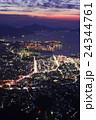 夜景 呉市 夕景の写真 24344761