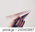 紙ひこうき 24345897
