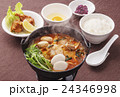 鍋料理 チゲ鍋 キムチ鍋 24346998