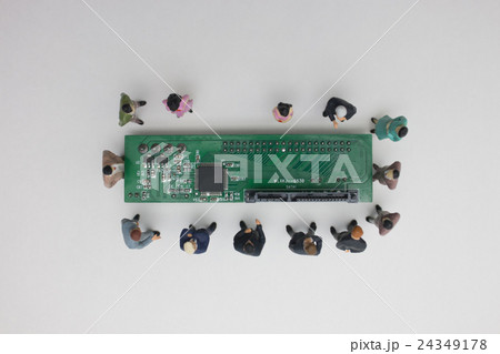 開発イメージの写真素材 [24349178] - PIXTA
