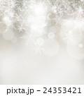 背景 輝く 冬のイラスト 24353421