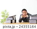 ビジネスイメージ・ミドル男性 24355164