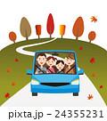 家族 ドライブ 秋 24355231