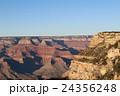 夕方のグランドキャニオンの絶景 アメリカ アリゾナ 24356248