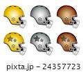 アメフトのヘルメット 24357723