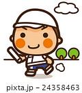 がっこうKids 運動会男子 24358463