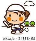 がっこうKids 運動会女子 24358468