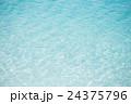 海 さざ波 水色の写真 24375796