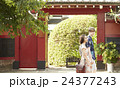 谷根千を観光する外国人旅行客 24377243