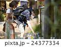 外国人 カップル 観光客の写真 24377334