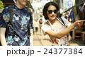 外国人 カップル 観光客の写真 24377384