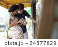 外国人 カップル 旅行の写真 24377829