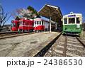 市電 静態保存 美濃駅の写真 24386530