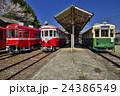 市電 静態保存 美濃駅の写真 24386549