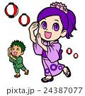 7月・8月 盆踊り 24387077