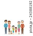 三世代家族【シンプルキャラ・シリーズ】 24388192