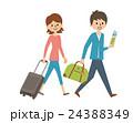 ふたりで旅行【シンプルキャラ・シリーズ】 24388349