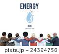 エコ エナジー エネルギーの写真 24394756