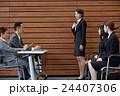 就職活動 面接イメージ 24407306