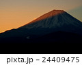 富士山 富士 朝の写真 24409475