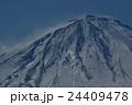 冬・富士山頂 24409478