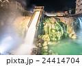 【群馬県】草津温泉・湯畑 24414704
