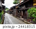 岐阜県 飛騨高山 町家の写真 24418315