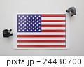 アメリカ国旗 24430700