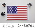 アメリカ国旗 24430701