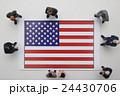 アメリカ国旗 24430706
