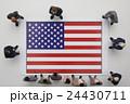 アメリカ国旗 24430711