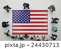 アメリカ国旗 24430713