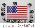 アメリカ国旗 24430714