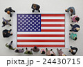 アメリカ国旗 24430715