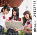 高校生 修学旅行 東京 24432723