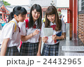 高校生 修学旅行 浅草 24432965