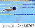 水泳 24436767