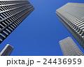 武蔵小杉 建物 空の写真 24436959