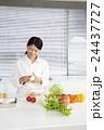 キッチンシーン 24437727