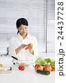 キッチンシーン 24437728