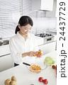 キッチンシーン 24437729
