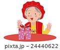 お母さんの還暦のお祝い   24440622