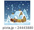 冬の家 24443880
