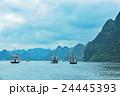 ハロン湾 ベトナム 世界遺産(自然遺産) 24445393