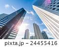 高層ビル 新宿 オフィスの写真 24455416