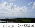 沖縄の夏 具志川城跡からの風景 24455810